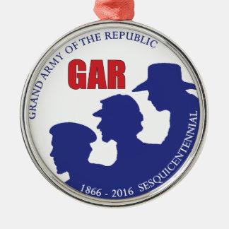 GAR Sesquicentennial Ornament - Civil War Veterans