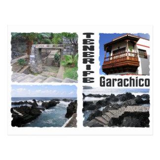Garachico, Tenerife custom postcard