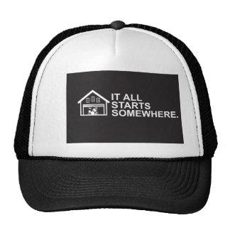 Garage Band Trucker Hat