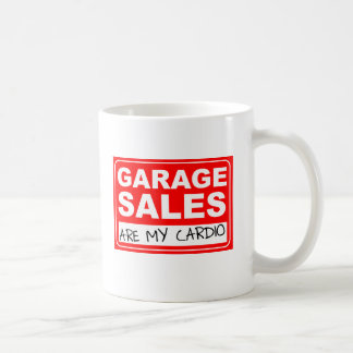 Garage Sale Cardio Mug