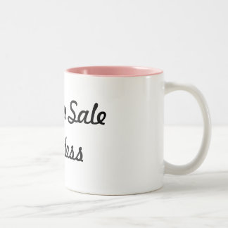 Garage Sale Goddess Mug