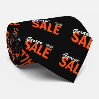 Garage Sale Today Tie