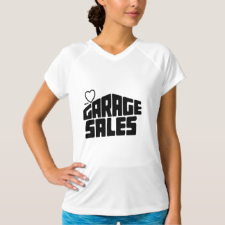 GARAGE SALES SILHOUETTES T-Shirt