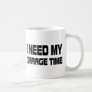 GARAGE TIME COFFEE MUG