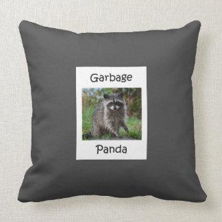 Garbage Panda Cushion