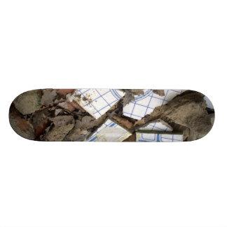 Garbage Skate Skate Board