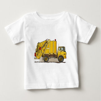 Garbage Truck 2 Construction Infant T-Shirt