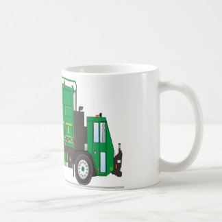 Garbage Truck Coffee Mug