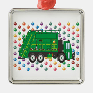 garbage truck Ornaments