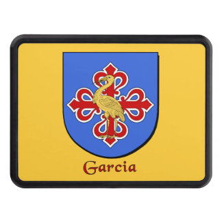 Garcia Family Shield Trailer Hitch Covers