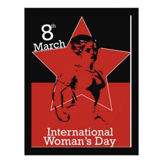 Garcya_greeting_card03 International Womens Day Flyer Design