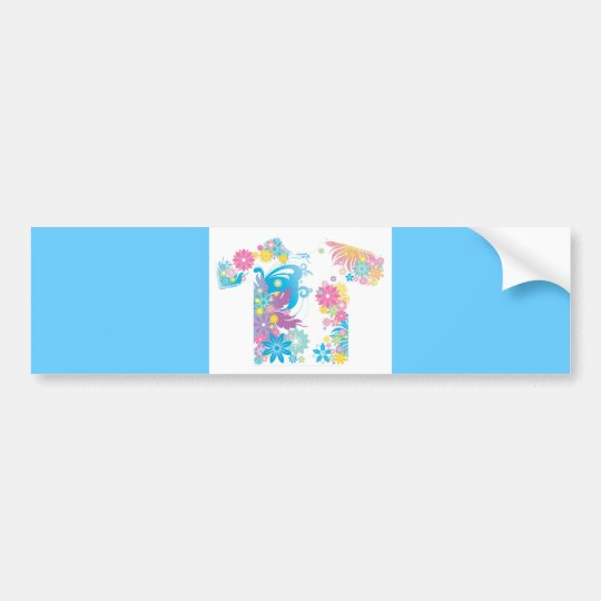 Garcya.us_000006185806 Bumper Sticker