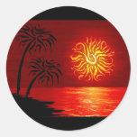 Garcya.us_blog_000006453715 Round Sticker