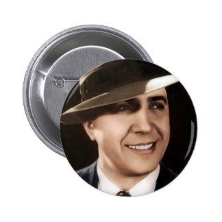 Gardel 6 Cm Round Badge