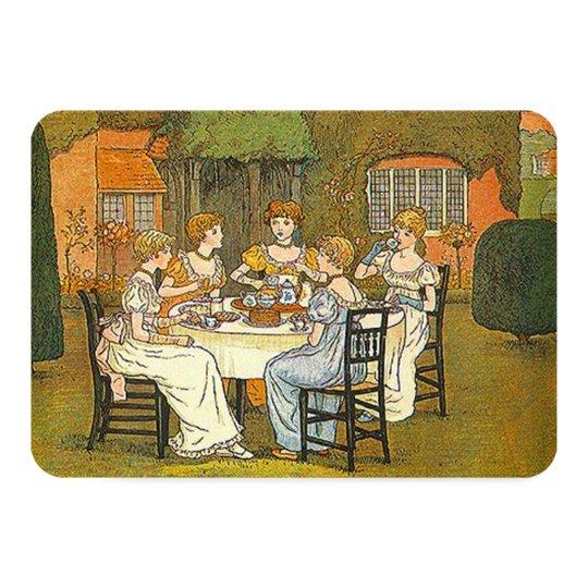 Garden Afternoon High Tea Women Ladies Invitation