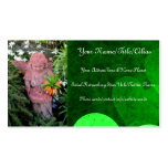 Garden Angel Double-Sided Standard Business Cards (Pack Of 100)