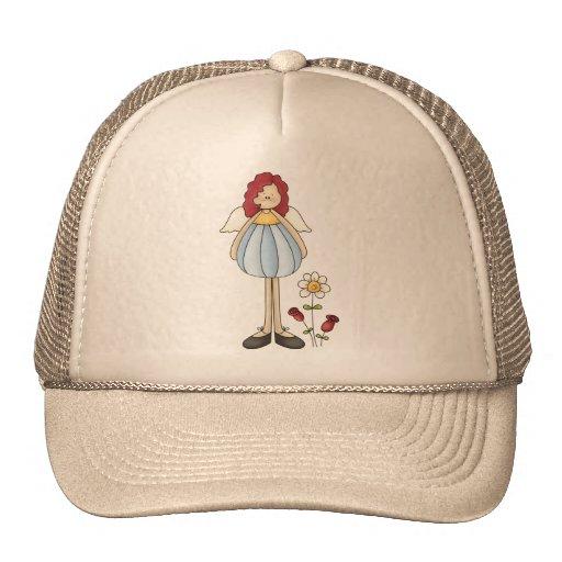 Garden Angel Trucker Hats