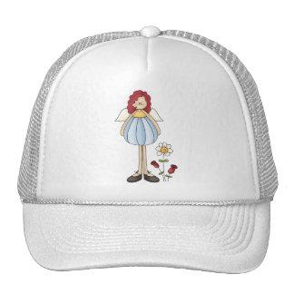 Garden Angel Mesh Hats
