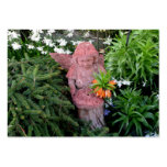 Garden Angel Large Business Cards (Pack Of 100)