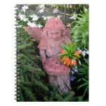 Garden Angel Notebook