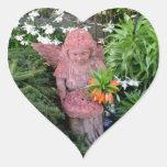 Garden Angel Sticker