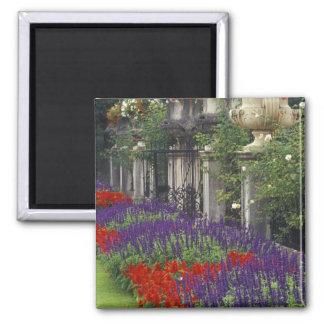 Garden at Mirabell Palace, Salzburg, Austria Magnet