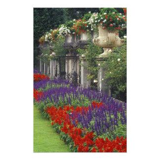 Garden at Mirabell Palace, Salzburg, Austria Photo Print