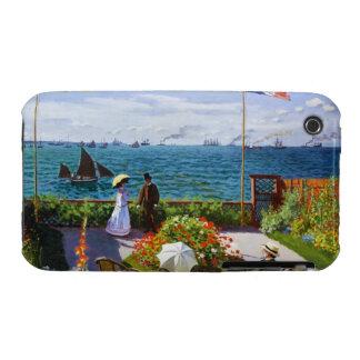 Garden at Sainte-Adresse, 1867 Claude Monet iPhone 3 Covers