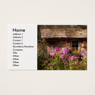 Jersey business cards business card printing zazzle uk garden belvidere nj my little cottage business card reheart Image collections