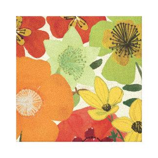 Garden Brights Canvas Prints