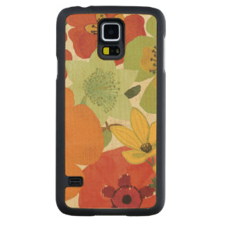 Garden Brights Maple Galaxy S5 Case