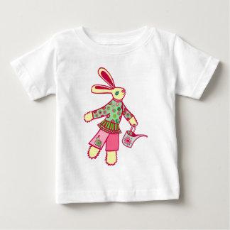 Garden Bunny Baby T-Shirt