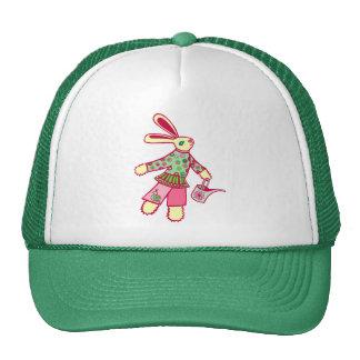 Garden Bunny Cap