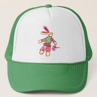 Garden Bunny Trucker Hat