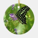 Garden Butterfly Ornament