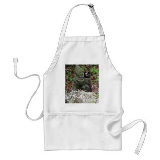 Garden Cat and Toirtise Kitten Standard Apron