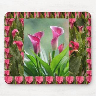 GARDEN Collage : Beautiful Flowers Mousepads