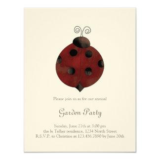 Garden Collection · Ladybug Card
