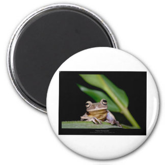 Garden critters - Frog 005 Magnets