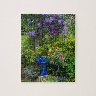 Garden designs in our Garden Sammamish, 2 Jigsaw Puzzle