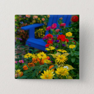 Garden designs in our Garden Sammamish, 3 15 Cm Square Badge