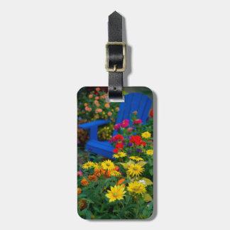 Garden designs in our Garden Sammamish, 3 Luggage Tag