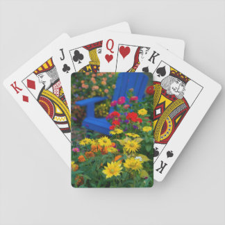 Garden designs in our Garden Sammamish, 3 Playing Cards