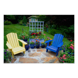 Garden designs in our Garden Sammamish, 4 Poster