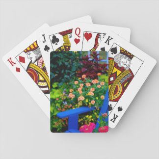 Garden designs in our Garden Sammamish, Playing Cards