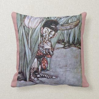 Garden Fairy Cushion