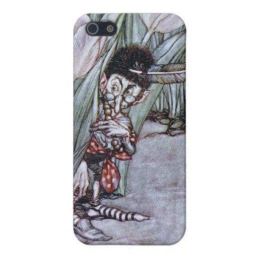 Garden Fairy Case For iPhone 5