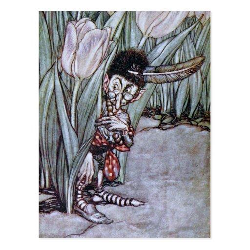 Garden Fairy Post Cards