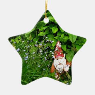 Garden Gnome Christmas Ornaments