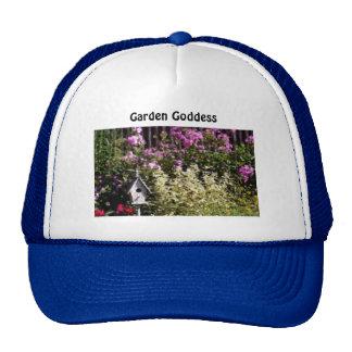 Garden Goddess Flower Garden Hat